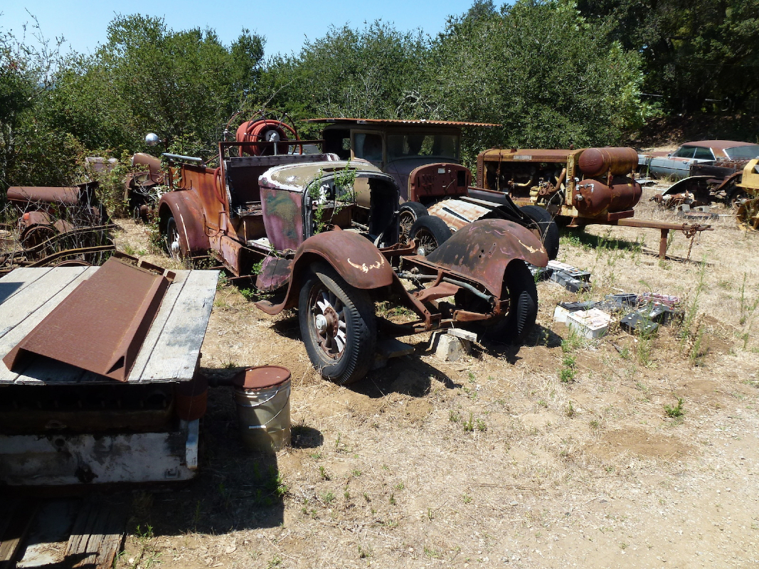 Are We Running Out Of Good Barn Finds?
