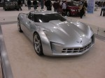 Corvette Stingray Concept Car – Sideswipe