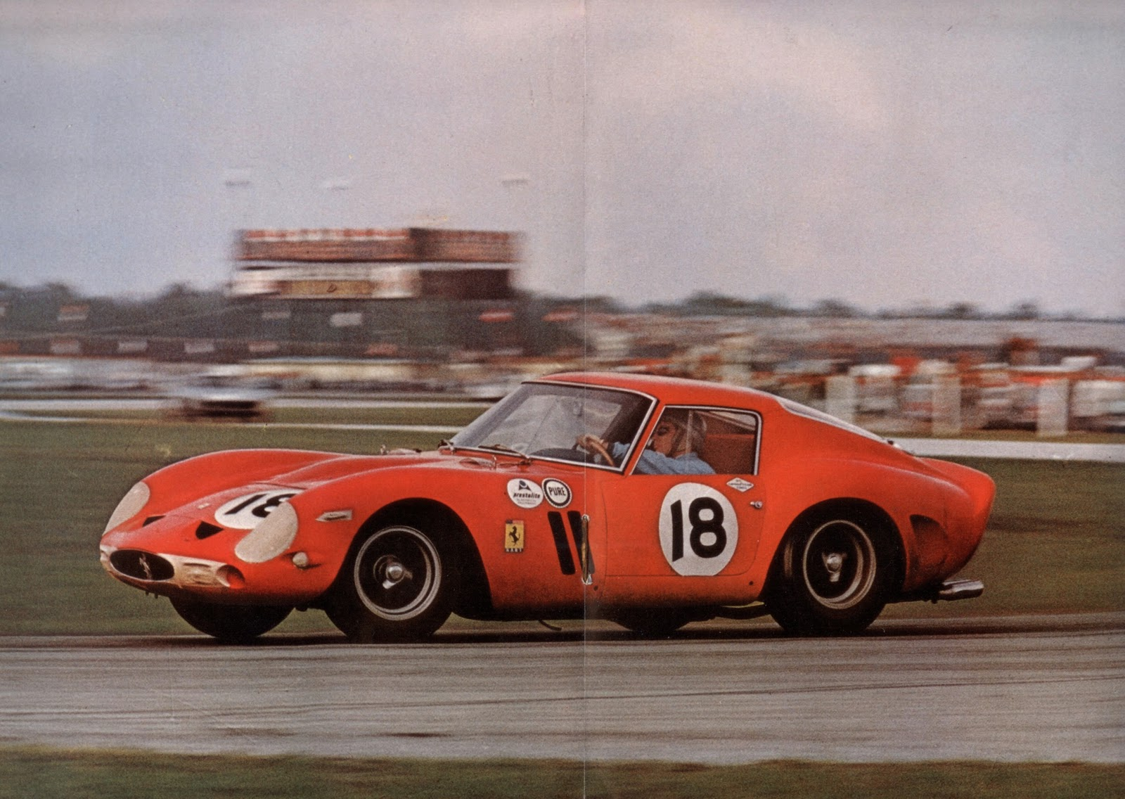 The Ferrari 250 GTO Mystery Is Solved