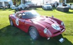 The Bizzarrini Class At The Quail And Judging At A Concours d'Elegance