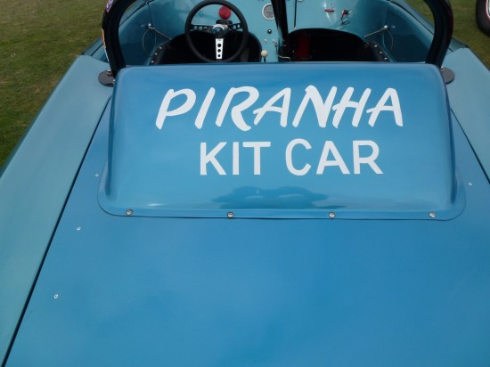 1960 Piranha Kit Car By AMT
