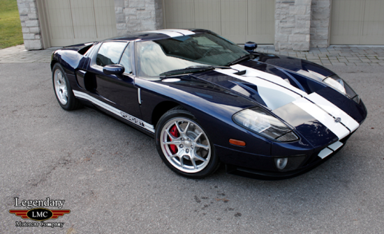 car of the day classic car for sale 2006 ford gt. Black Bedroom Furniture Sets. Home Design Ideas