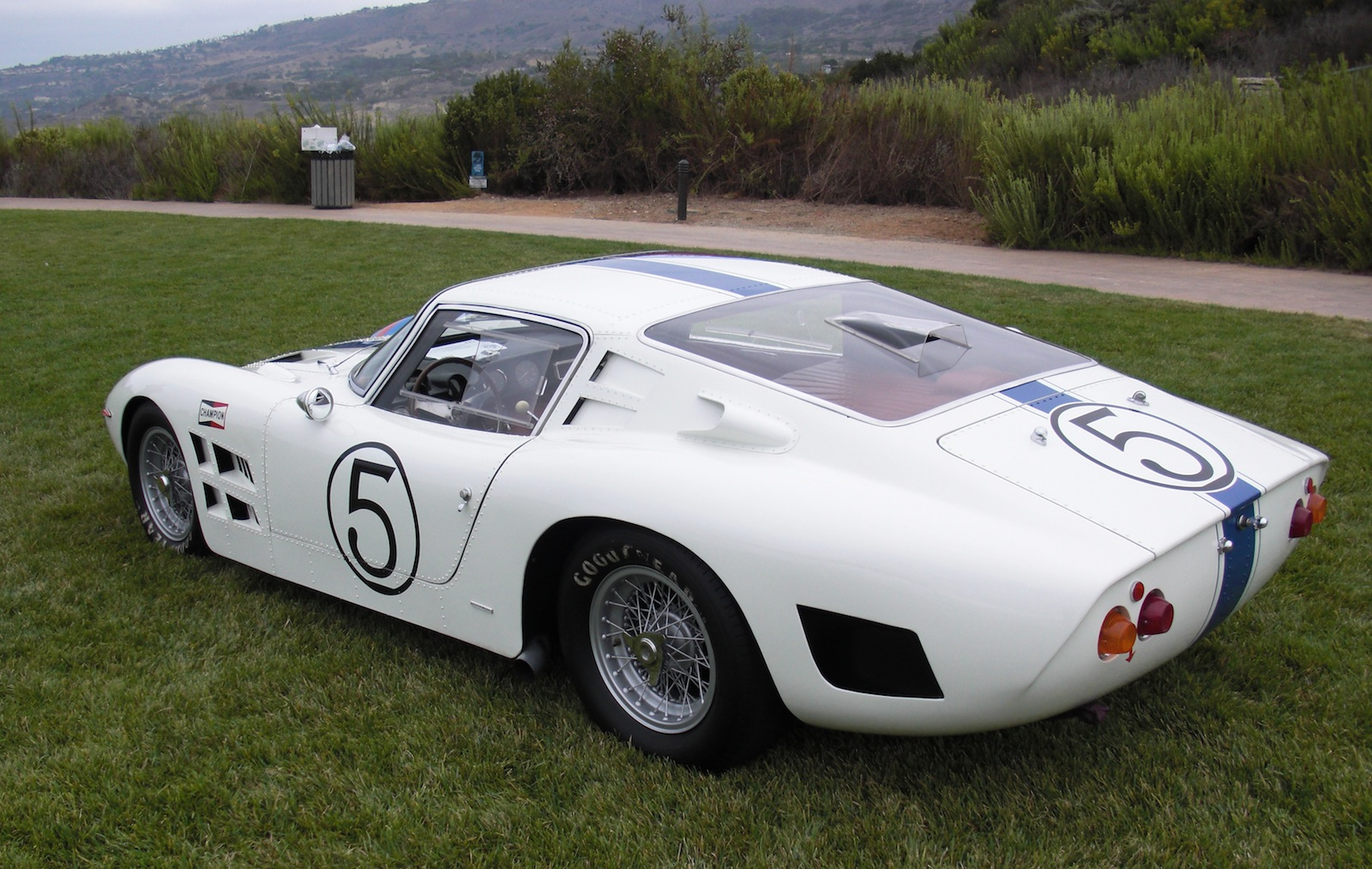 Car Of The Day – Classic Car For Sale – 1964 Iso Grifo A3/C Race Car