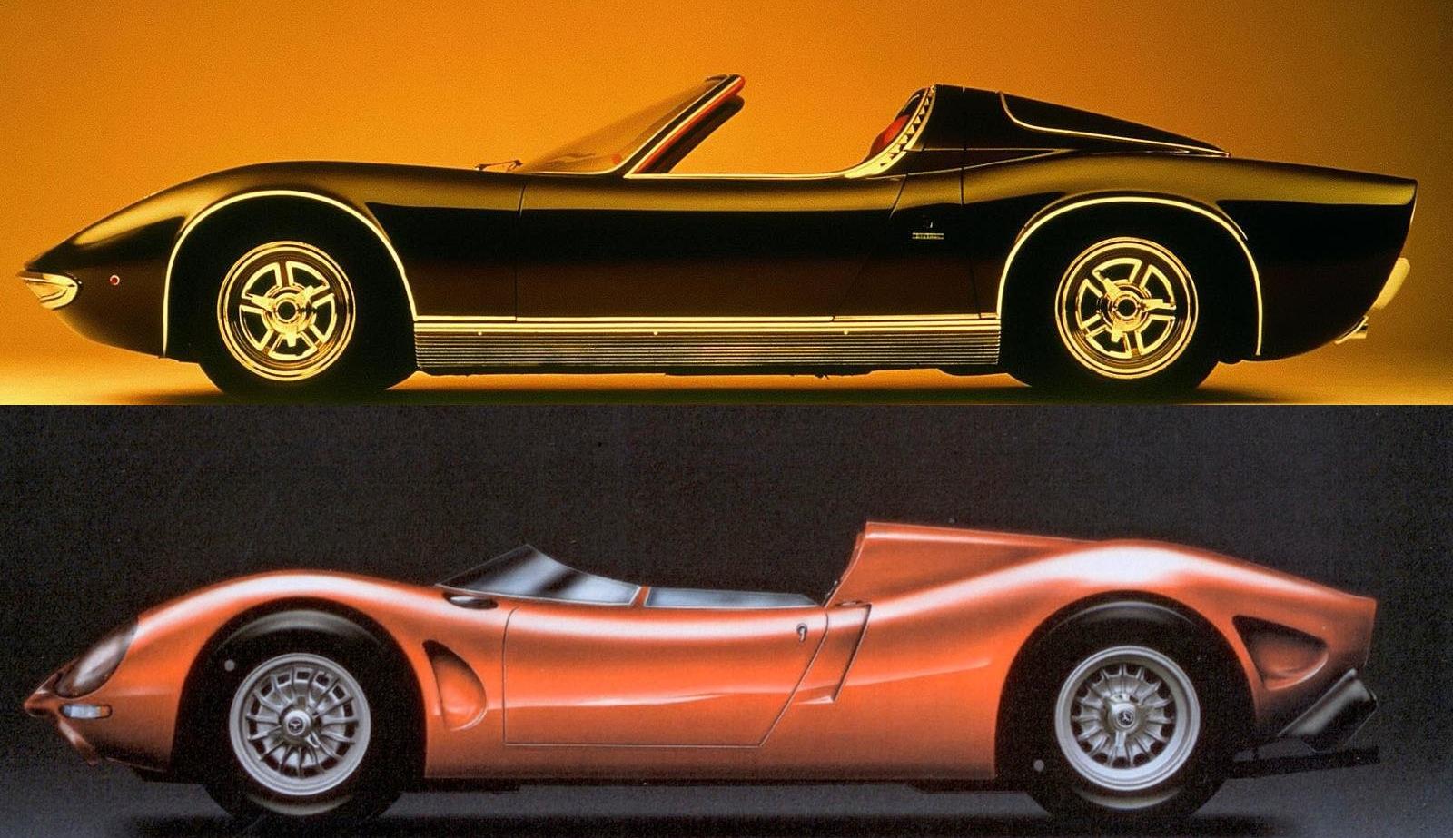 The Lamborghini Miura The Facts And The Question Again