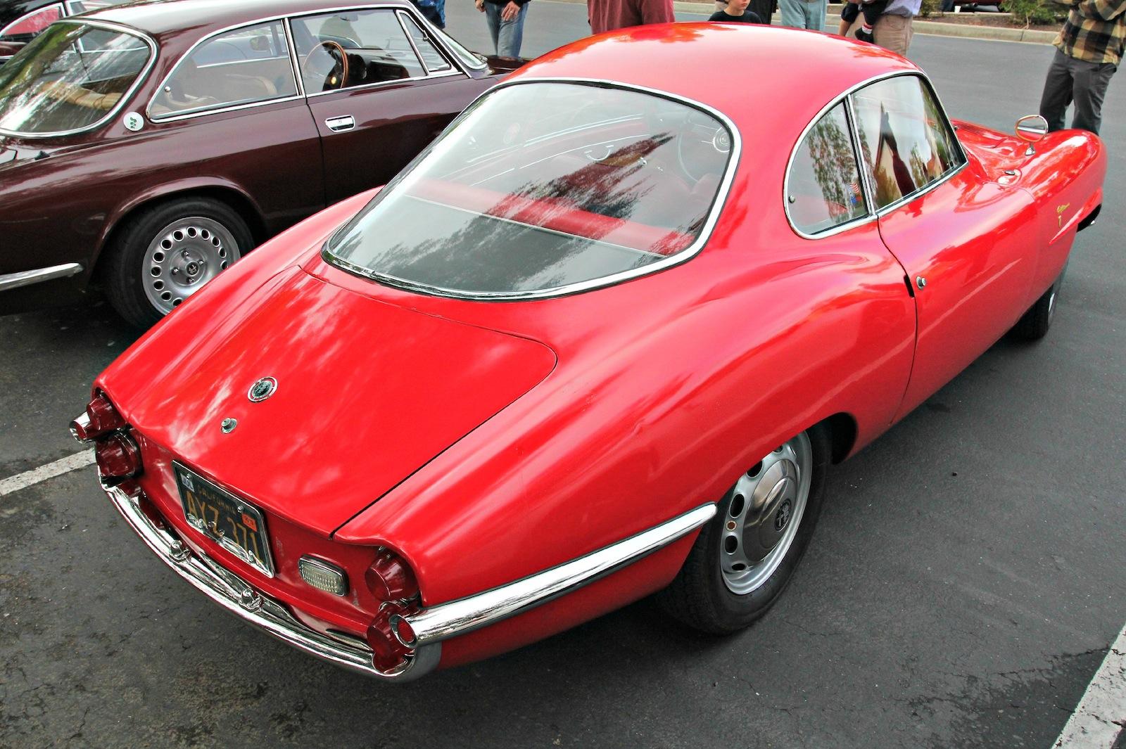 A Rare And Valuable Alfa Romeo Sprint Speciale