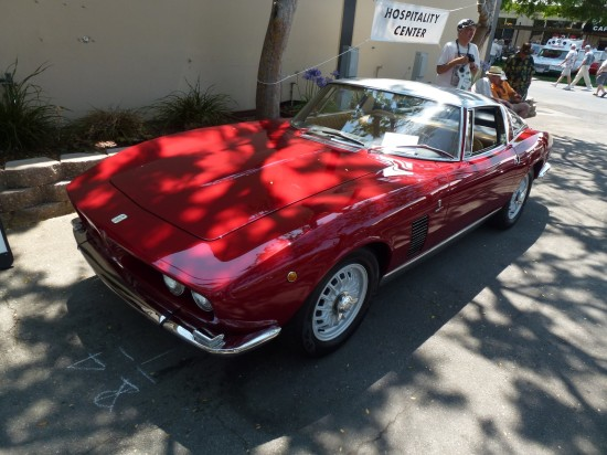 Iso Grifo No. 009