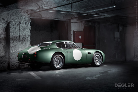 1961 Aston Martin DB4GT (UK)