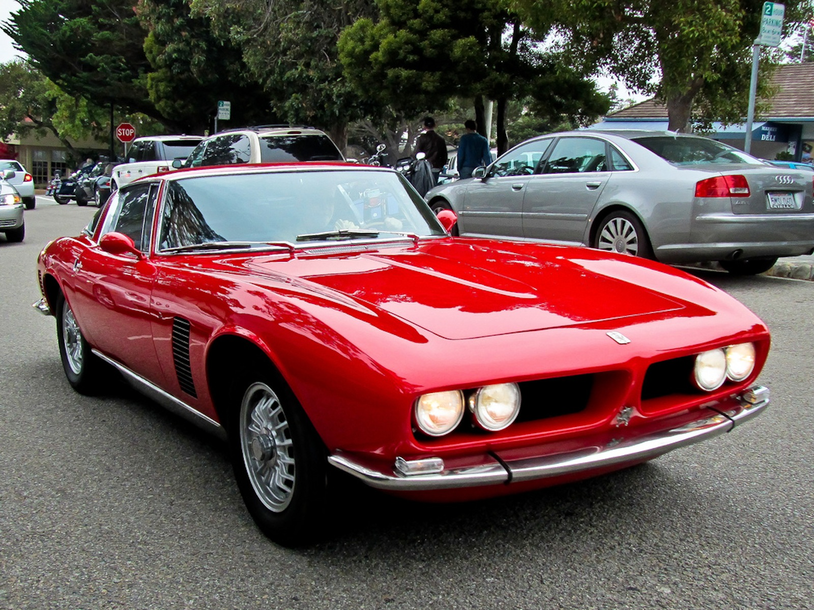 Iso grifo for sale for Vintage motor cars for sale