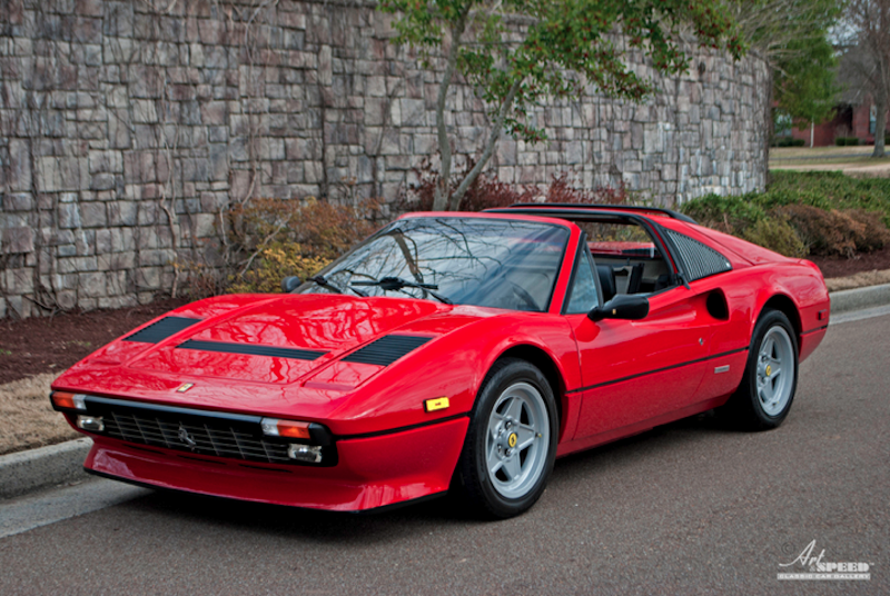 FERRARI 308 FOR SALE - Salno Dermon