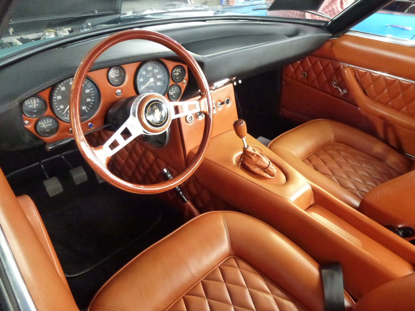 Did This Lamborghini Islero Sale Set A New Price Level For All Isleros
