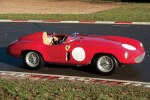The Ferrari 750 Monza Spider Sold In Paris