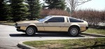 Gold Plated Delorean – Update