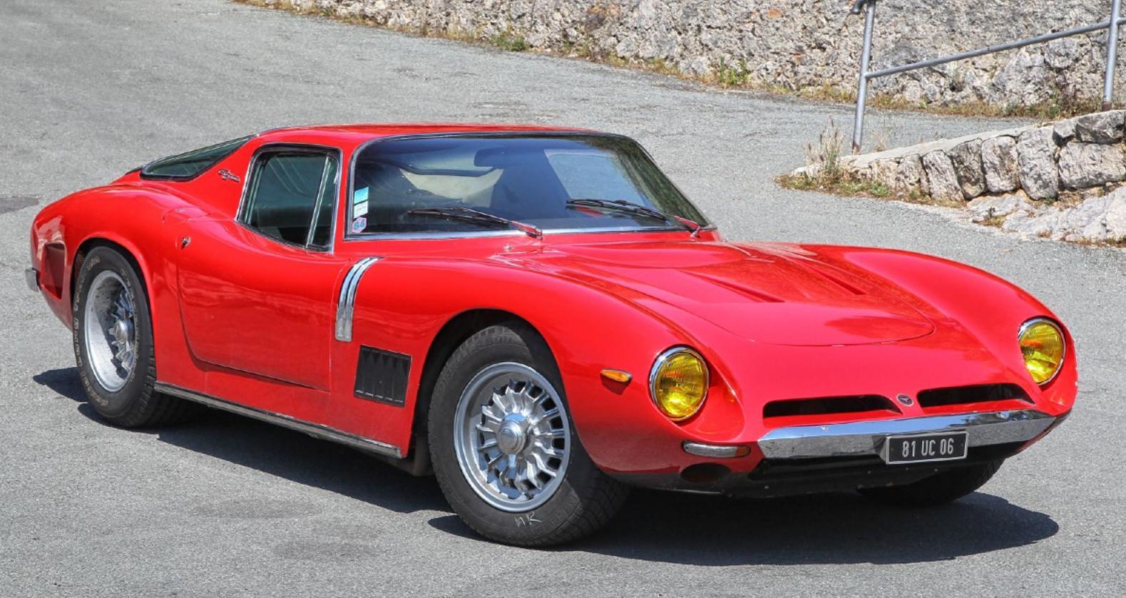 A Bizzarrini GT 5300 Strada Sold In France