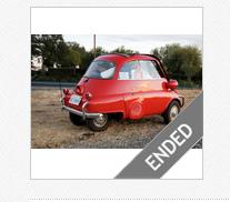 Did This BMW Isetta Sell On Ebay Or Not?
