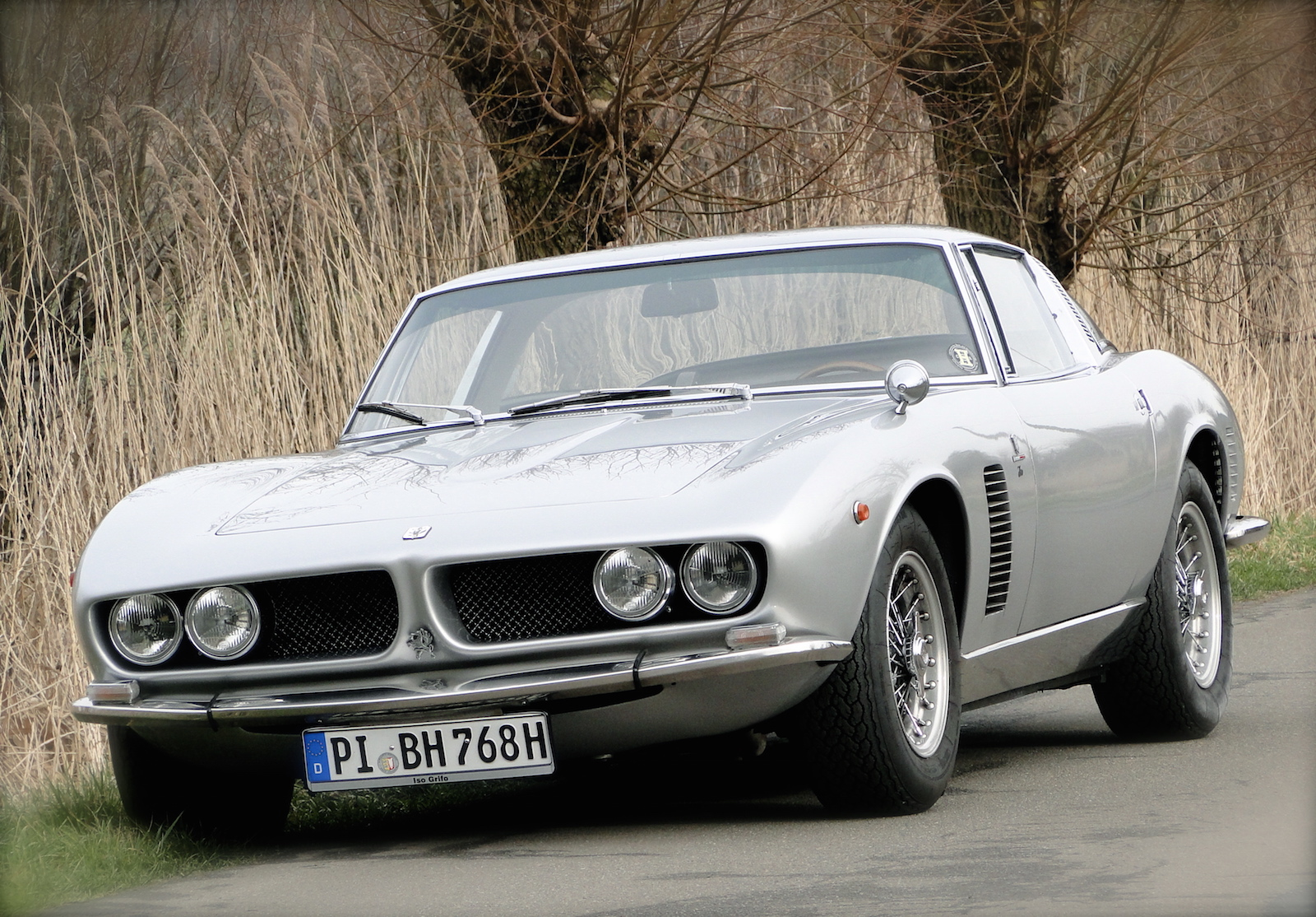 Iso Grifo For Sale - A Series I Beauty