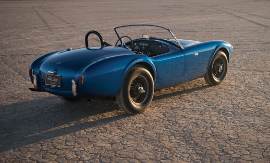 AC Shelby Cobra CSX 2000 - photo by RM Sothby's