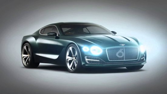 Bentley EXP 10 Speed Six