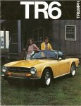 Interesting Collector Cars For Less Than $50k USD – Triumph TR6