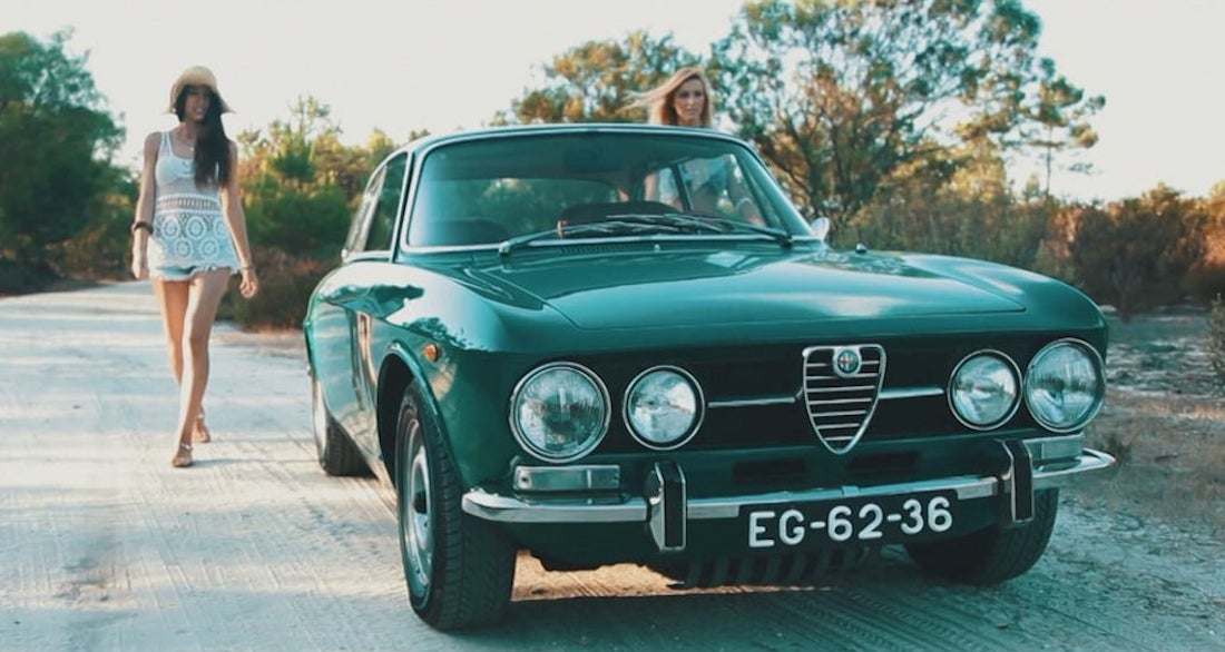 Interesting Collector Cars For Less Than $50k USD - Alfa Romeo GTV 1750/2000