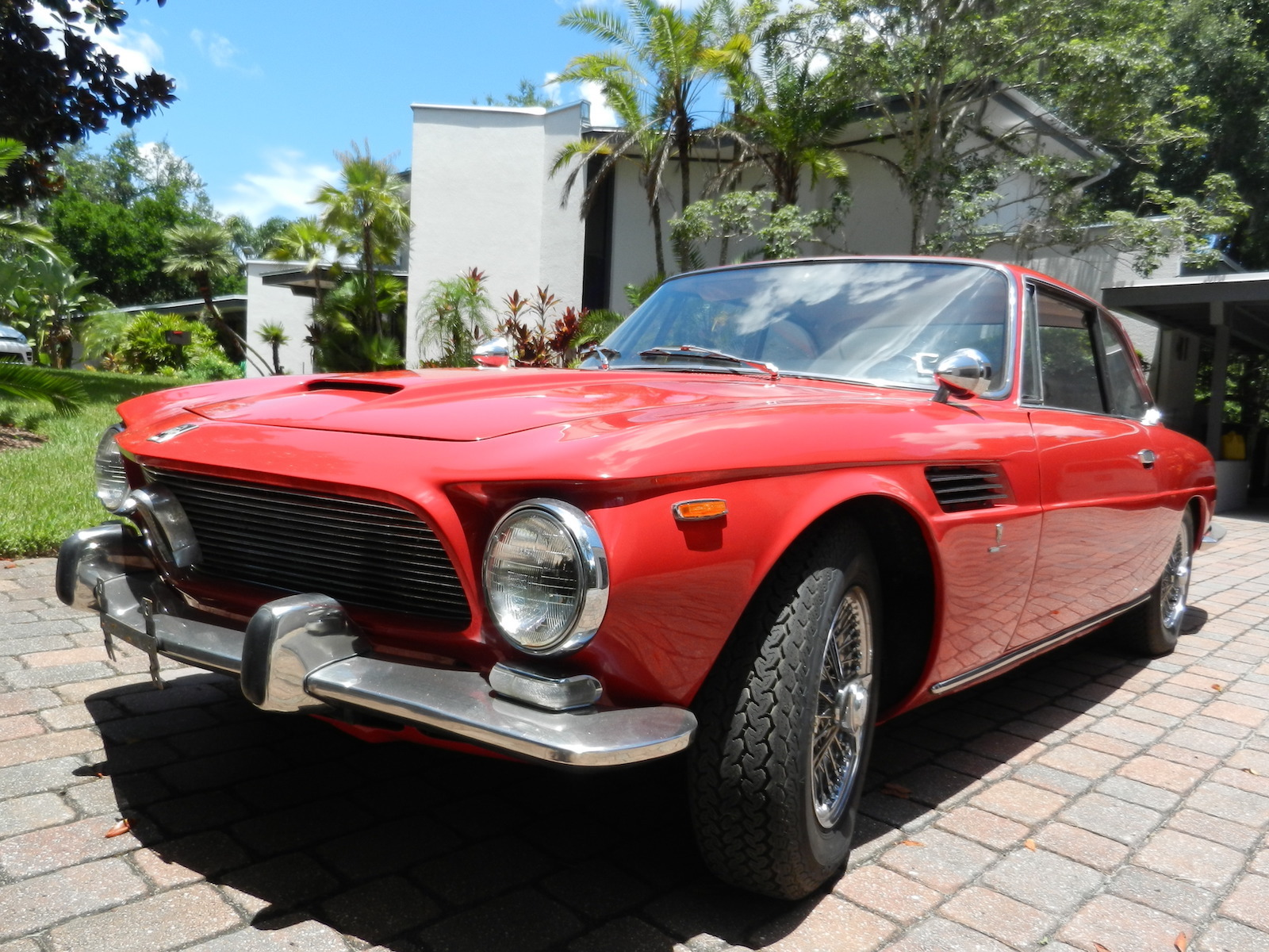 Iso Rivolta GT For Sale – SOLD!!