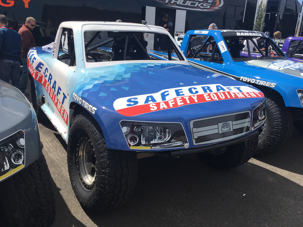 SPEED Stadium SUPER Truck Event At The Grand Prix At The Glen