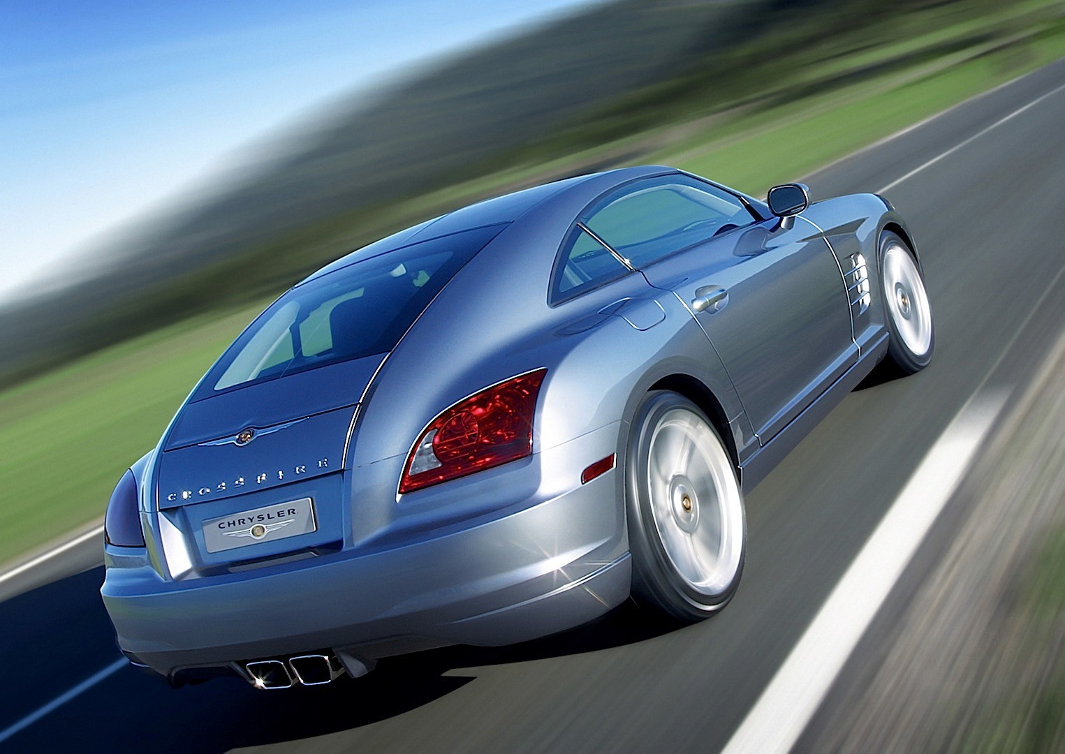 Interesting Collector Cars For Less Than $50k USD - Chrysler Crossfire