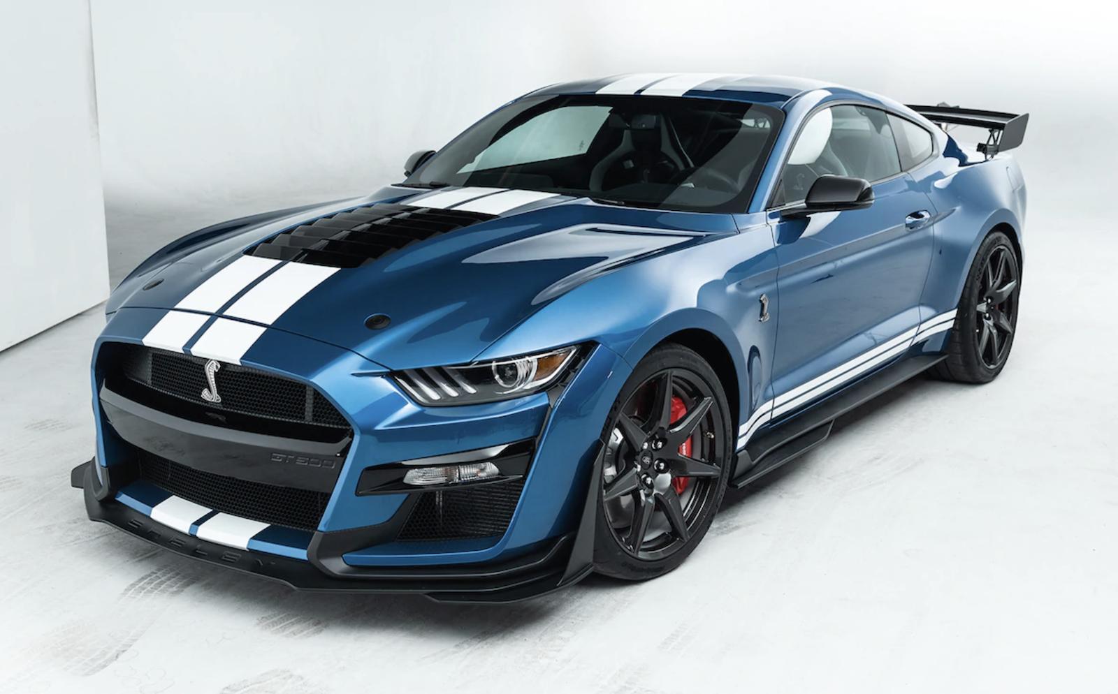 2020 Ford Mustang Cobra Gt