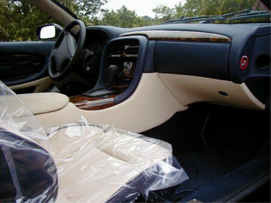 Aston Martin DB7 Factory