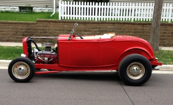 '32 Ford Roadster Clone