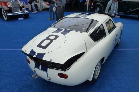 Fiat-Abarth 1000 Bialbero GT Coupe