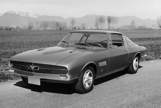 Ford Bertone Mustang