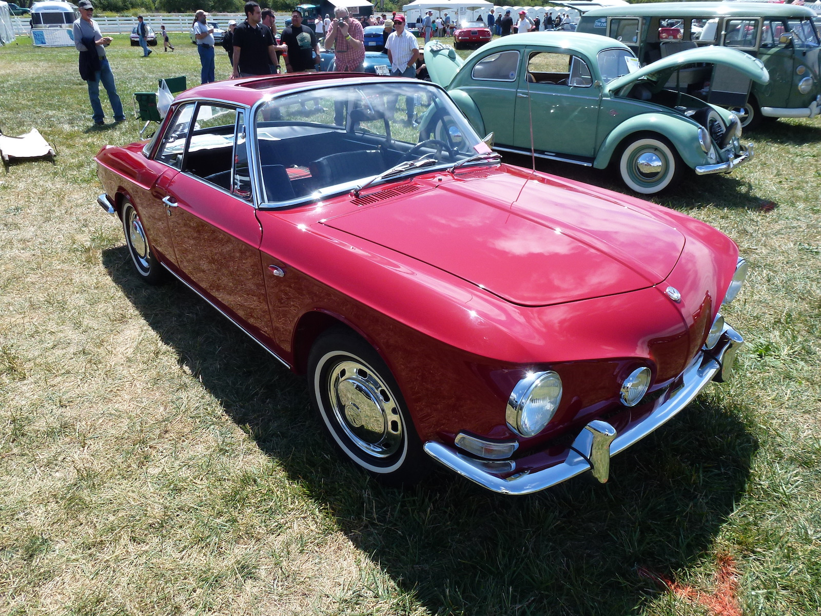 Another Volkswagen - The Type 34 Ghia