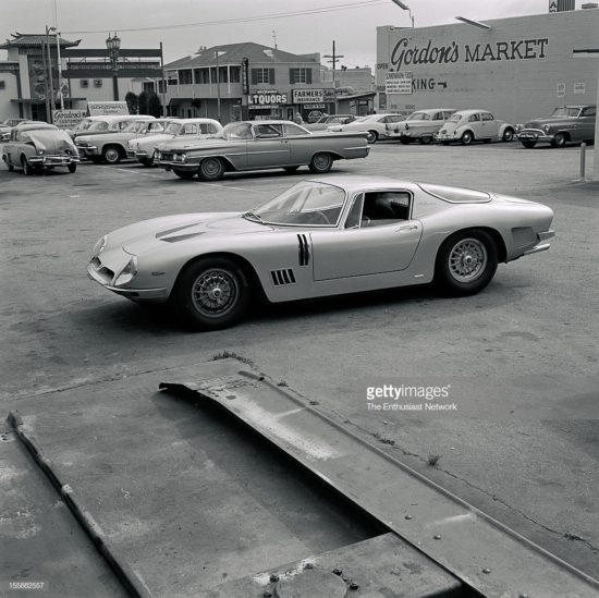 Bizzarrini No. 0258