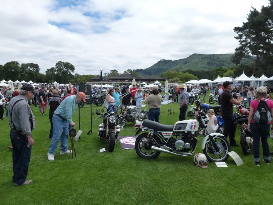 The Quail Motorcycle Gathering
