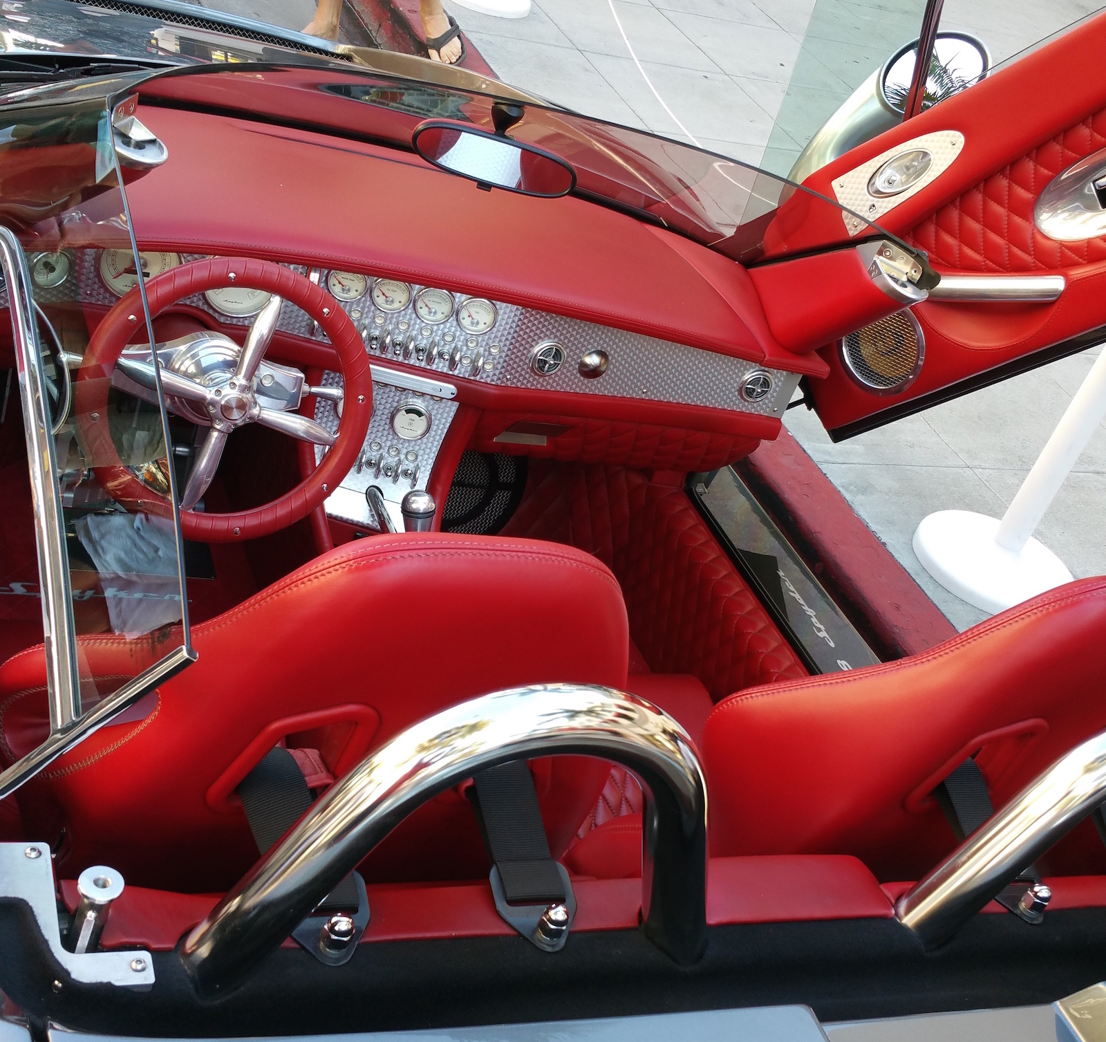 The Beauty And Style Of The Car Interior