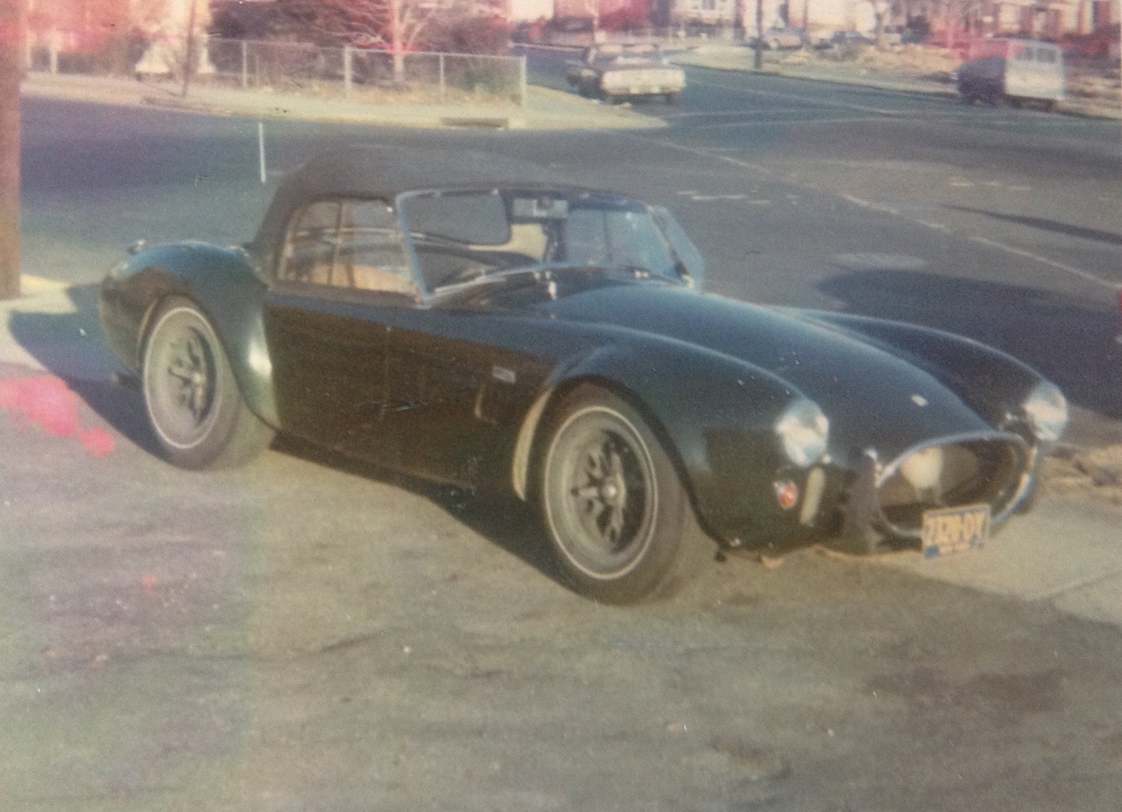 How I Acquired AC Cobra 427 CSX 3129