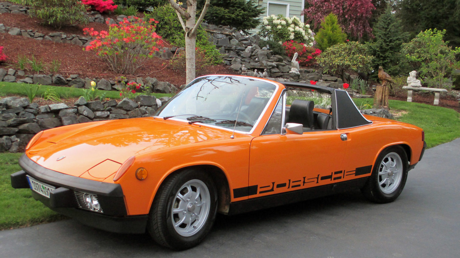 Interesting Collector Cars For Less Than $50k USD - Porsche 914 2.0