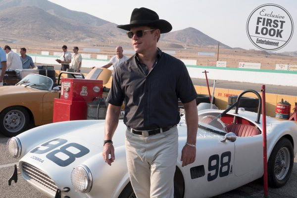 """First """"Ford v. Ferrari"""" Movie Images Released"""