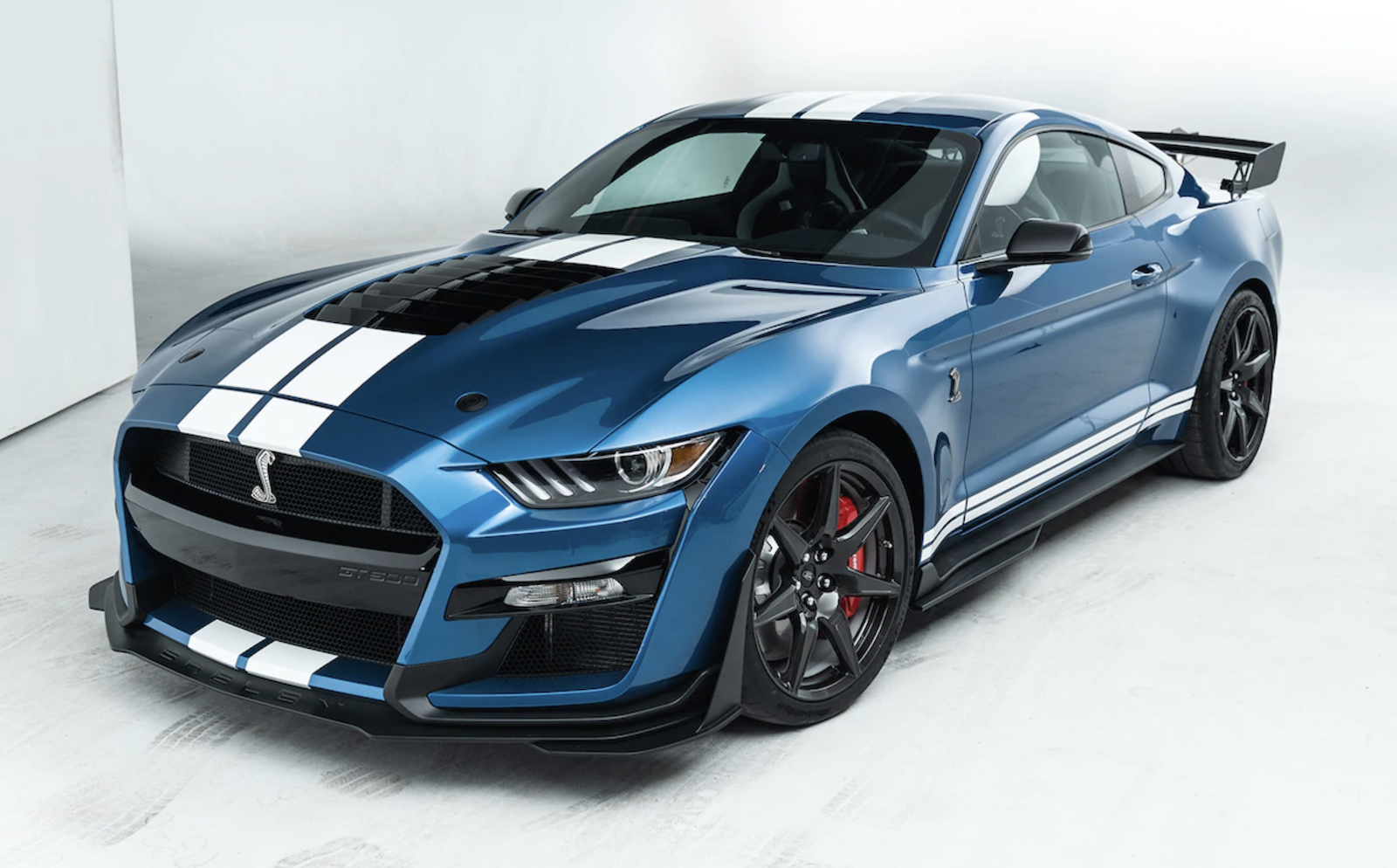 The New 2020 Ford Mustang Shelby GT500