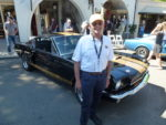 Buddy Pepp and his 1966 Shelby GT350H